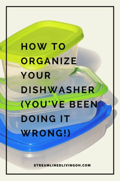 How to organize your dishwasher so you can spend less time in the kitchen!