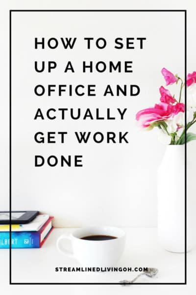 Home Office Organization: Genius Tips to Actually Get Work Done