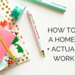 How to Set Up a Home Office and Actually Get Work Done