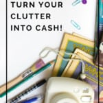 How to make money from your clutter!