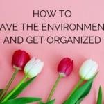 How to Save the Environment and Get Organized