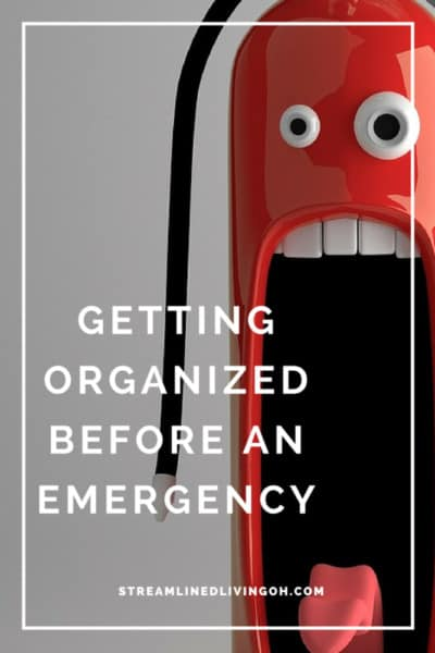 The one thing you should do now to prepare before an emergency strikes! It's so easy and a must for all emergency preparedness!