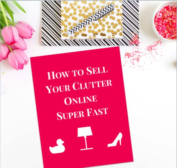 sell your clutter online