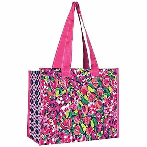 Lilly Pulitzer Market Tote Bag
