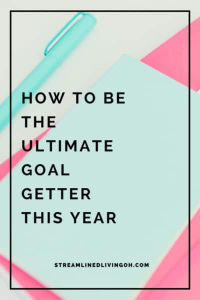 How to set goals and actually get stuff done! These time management and productivity tips are awesome! Pinning now to read later!