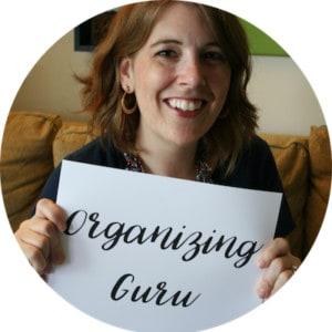 Christina Hidek, Organizing Guru and Professional Organizer