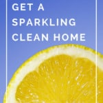 How to get your home sparkly clean with the best vey eco-friendly cleaning products | StreamlinedLivingOh.com | Great Cleaning and Organizing Advice